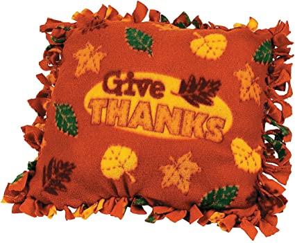 Thanksgiving Pillows for Kids