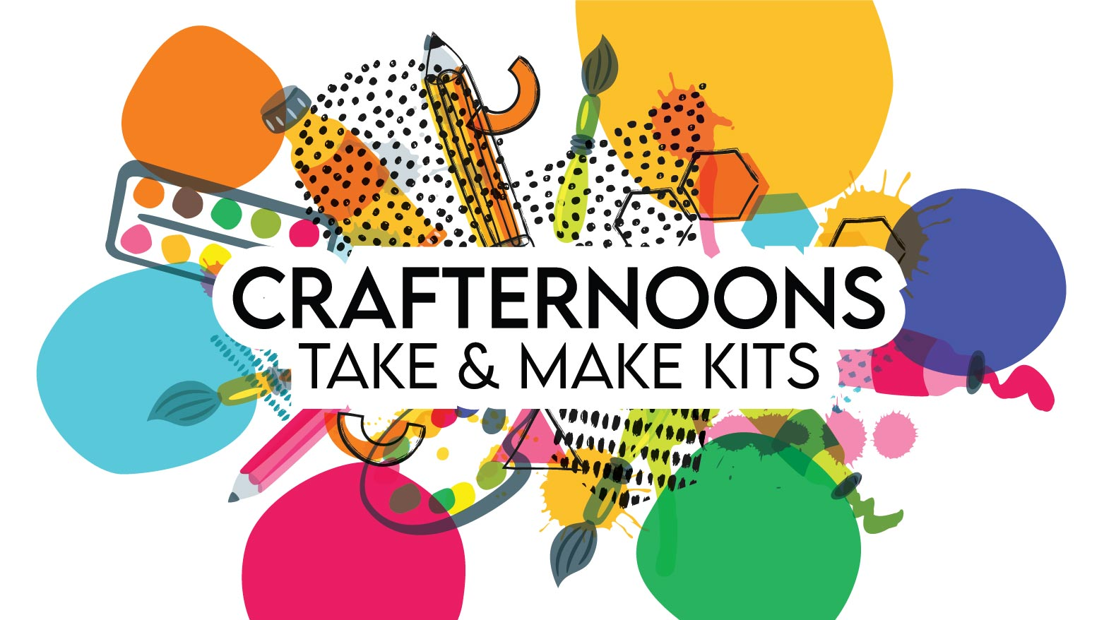POP-UP CRAFTERNOONS