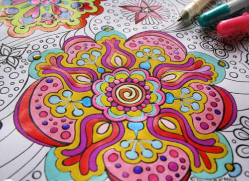 Color Me CREATIVE!
