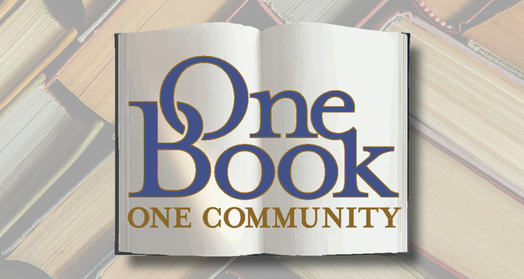 "JOIN JANUARY 2021 ""ONE BOOK, ONE COMMUNITY"" READ"