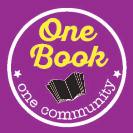 """""""ONE BOOK, ONE COMMUNITY"""" READ"""