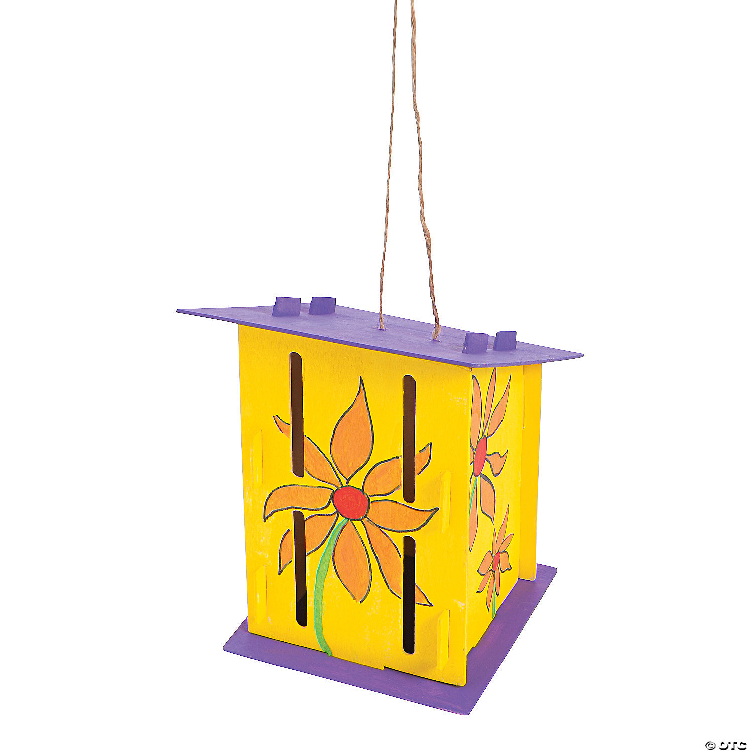 DIY Butterfly House Craft