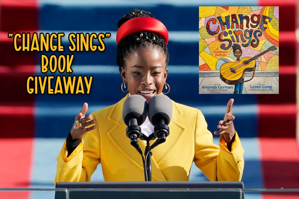"""Change Sings"" Book Giveaway"
